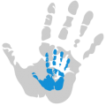 hand only logo